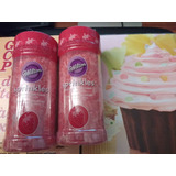 Wilton, Granas Sprinkles, Strawberry Candy Cruch