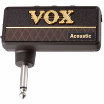 Amplificador Vox Amplug Acoustic P/ Auriculares Guitarra
