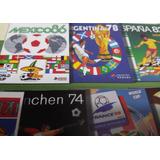 Coleccion Completa Mundiales Futbol Panini Replica La Nacion