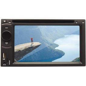 Dvd Player Automotivo 6.2pol - 2din - Dazz C/ Garantia E Nf
