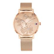 Reloj De Mujer Tommy Hilfiger Rose Gold 1781922