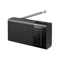 Radio Portátil Sony Icf-p36 Am/fm 100 Mw - Preto