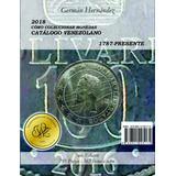 Libro Cómo Coleccionar Monedas Catalogo Venezuela 2018
