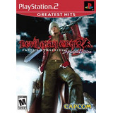 Ps2 Devil May Cry 3: Dante