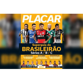 Guia Do Brasileirao Placar 2017 Campeonato Brasileiro Novo