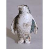 Pinguino Animal Blando Muñeco Jack Muñequito Antiguo 1969
