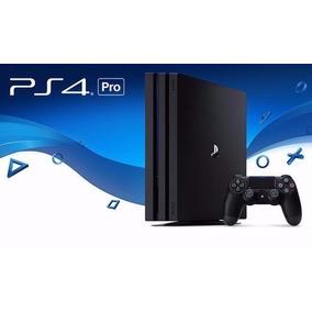 Ps4 Pro · Consola Playstation 4 1tb Original Sony + Juego