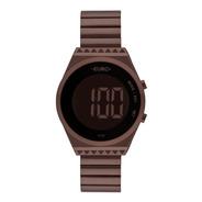 Relógio Digital Euro Slim Feminino Eubjt016af/4m Original