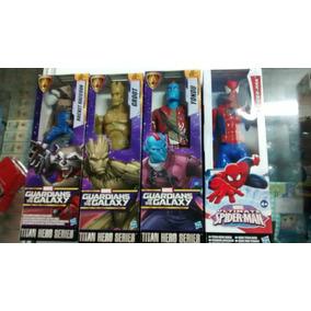 Bonecos Vingadores, Xmen, Guardiões Galaxia Hasbro Original