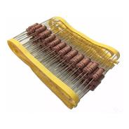 Resistor De Fio 100r 5w 5% - 100 Peças