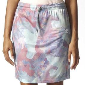 Falda Originals Pastel Camo Mujer adidas Br6613