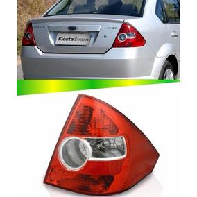 Lanterna Traseira Ford Fiesta Sedan 03 04 05 06 07 08 09
