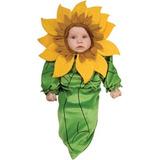 Disfraz Niño Bebé Del Traje De Halloween De La Flor Del Gir