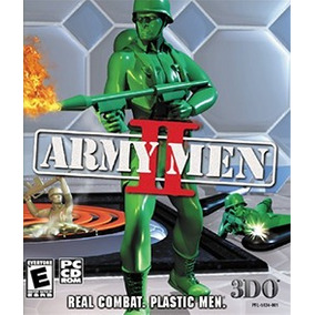 Army Men 2-pc Via Email