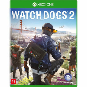 Watch Dogs 2 - Xbox One - Novo - Mídia Física - Lacrado