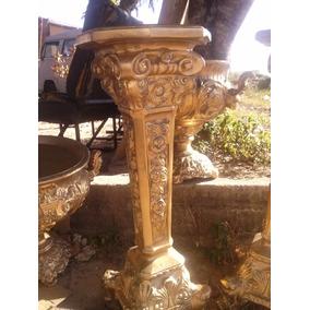Coluna Romana 88cm- Lote C/ 8 - Fibra De Vidro