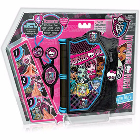 Diário Monster High - Intek Toys - Mhdm1
