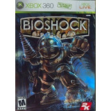 Bioshock Nuevo Fisico Xbox 360 Dakmor