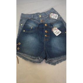 Kit 2 Shorts Hot Pant 2 Modelos Tam 36