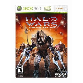 Halo Wars Limited - Xbox 360 (coleccionista)