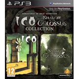 Ico And Shadow Of The Colossus Classics Hd Ps3 Psn Game