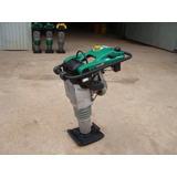 Compactador Tipo Sapo Wacker Bs50-2i C/ Motor Gasolina 2 T