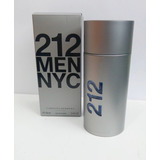 Perfume 212 Men Nyc Carolina Herrera 100 Ml Hombre Original