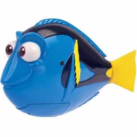 Brinquedo Robô Fish Procurando Dory Dory Ou Nemo Dtc