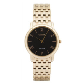 Reloj Citizen Ar112351x Eco Drive Hombre 30m Cristal Mineral