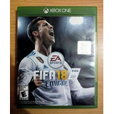 Fifa 18 Para Xbox One Vendo O Cambio Por Juego De Carreras