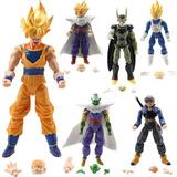 Dragon Ball Z Muñecos Articulados 10 Modelos