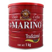 Café Puro El Marino Tradicional Lata 1kg