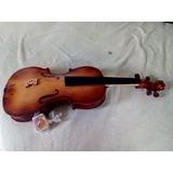 Violin 4/4 De Madera De Paracho, Nuevo.