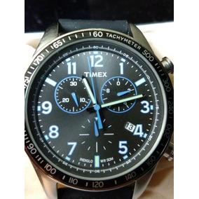 650938d0a9e5 Reloj Timex Marathon Cronografo Wr50m Indiglo - Reloj de Pulsera en ...