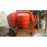 Trompo Mezclador 1 Saco Motor Diesel Como Nuevo