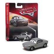 Auto Cars Sterling Mattel Original Disney Metalico Fwl02