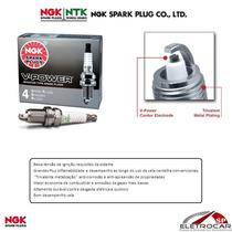Vela De Ignição Ngk V Power Honda Fit 1.4 Dsi Twin Spark 03