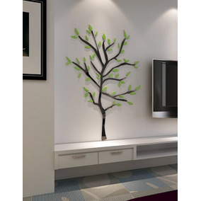 3d Tree Branches Wall Murals For Living Room Bedroom Sofa B