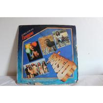 O Melhor Do Reggae, 1984, Lp/vinil, Jimmy Cliff, Denis Brown