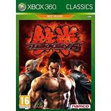 Tekken 6 - Clásicos (xbox 360)