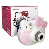 Fujifilm Instax Mini Edición Hello Kitty Accesorios+cartucho