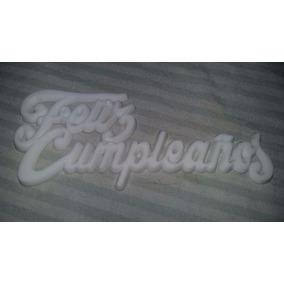 Cartel De Torta Pinche Feliz Cumpleaños Economico $2