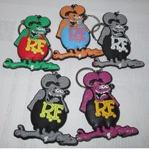 Rat Fink,bobber New School Llavero Importado $100 C/u