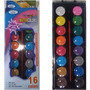 Set De Acuarelas. 16 Colores