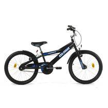 Bicicleta Olmo Rodado 20 Cosmobots Color Negro O Celeste!!!