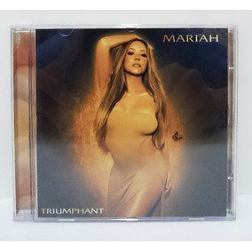 Cd Mariah Carey - Triumphant