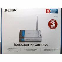 Roteador 150 Wireless/di-524