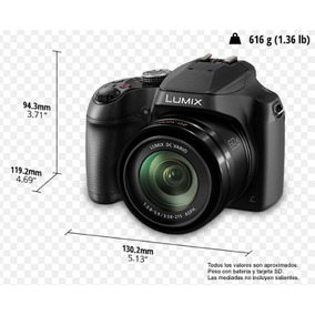 Camara Digital Panasonic Dc-fz80 4k Selfies Wi Fi Zoom 120mm