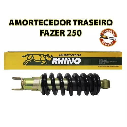 Amortecedor Monoshock Pró Link Yamaha Ys Fazer 250 - Rhino