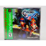Chrono Cross Ps1 ¡nuevo Sellado! En Tecno-gaming
